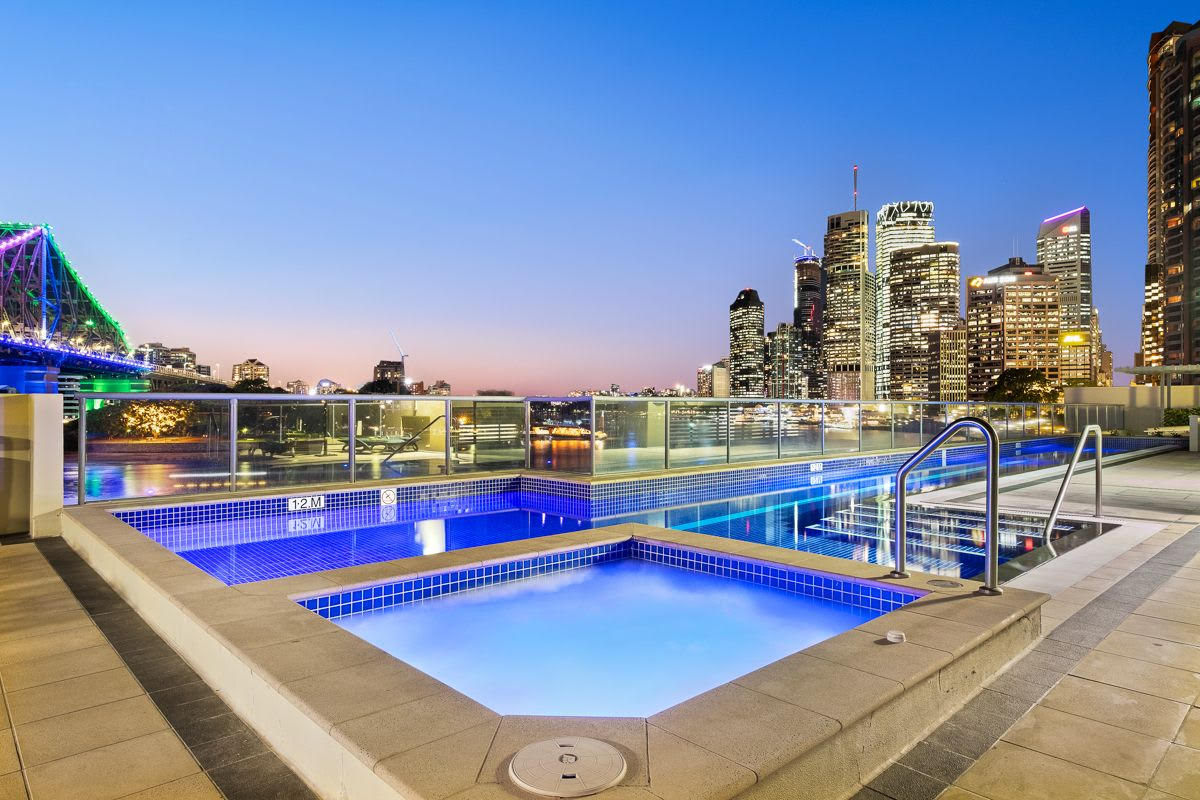 1 Br. Apartment in River Place, Brisbane   Astra Apartments