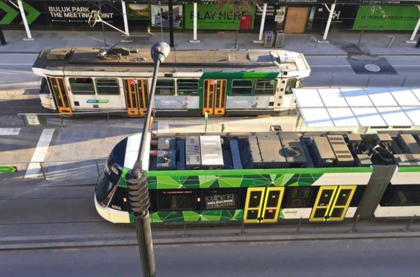 Docklands Collins 2 bed corporate apartment tram