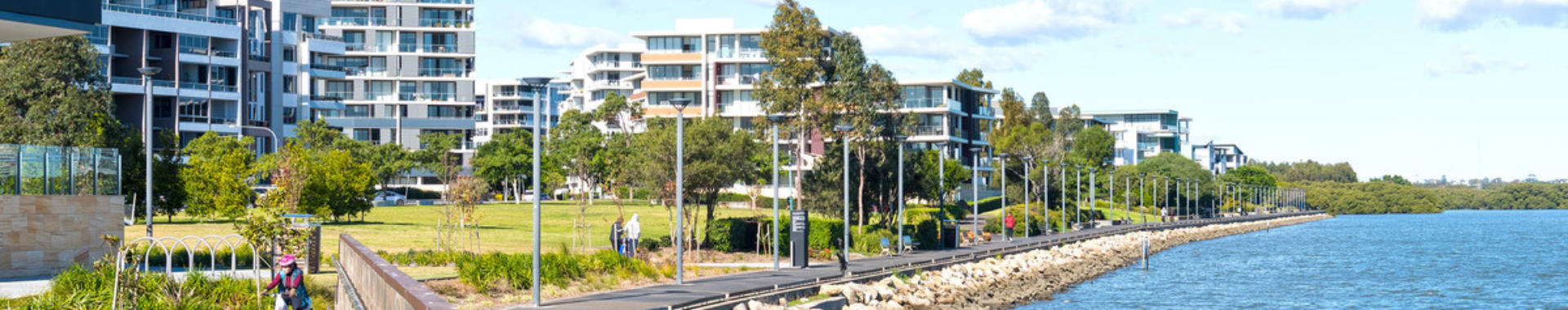 Rhodes Corporate Apartments - Waterfront