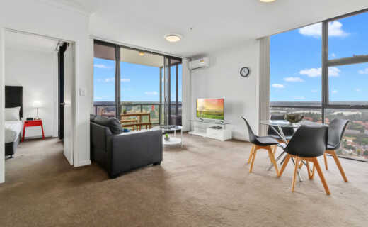 Corporate Apartments are the smarter choice - space to live