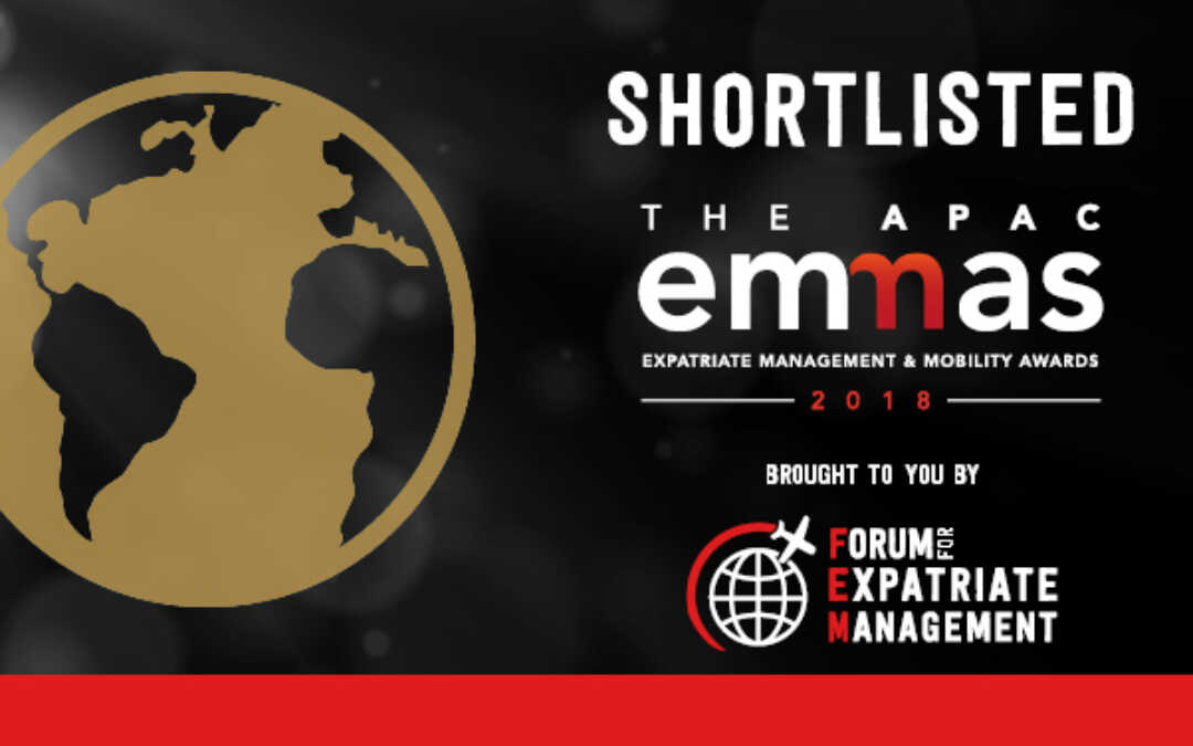 Astra Apartments Shortlisted for the 2018 APAC EMMA Awards