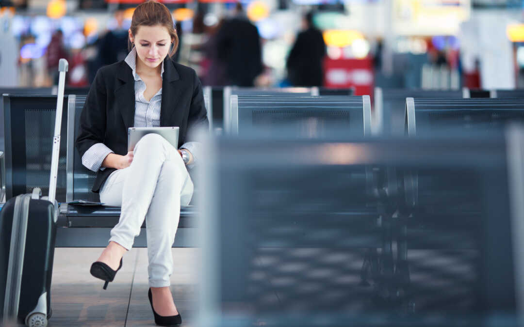 Security For Women When Travelling For Business