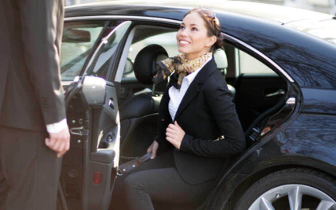 Airport Pick Ups – our service starts in arrivals