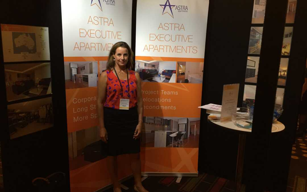 We recently exhibited at EAN Perth Congress