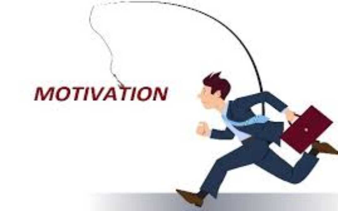 5 Simple Ways to Get Motivated at Work