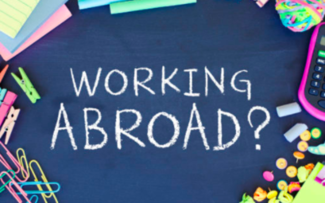 How to Successfully Move Overseas for Work