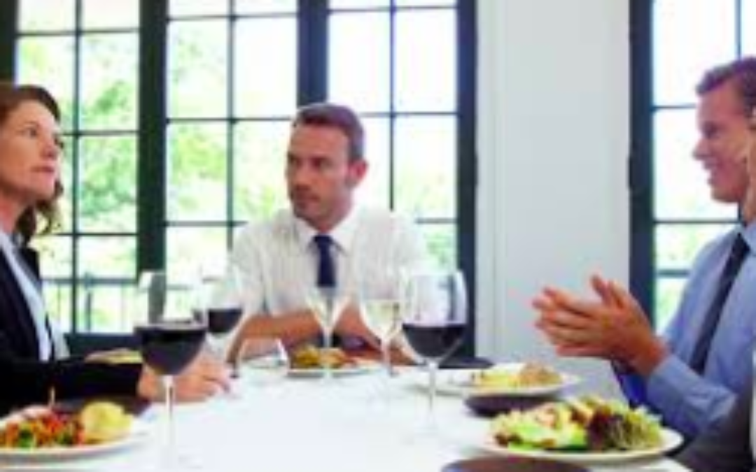 Best Restaurants for a Business Meeting