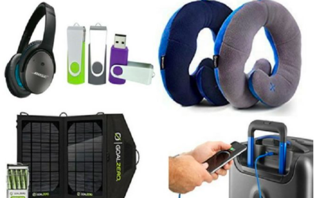 8 Business Travel Gadgets You'll Love