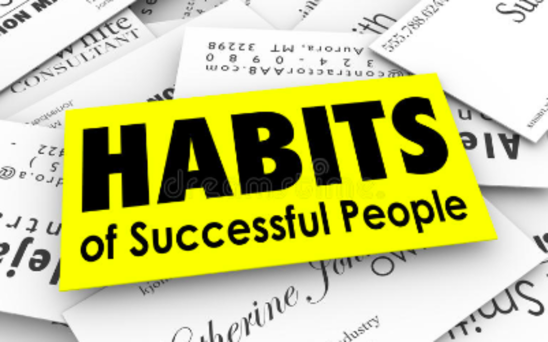 Habits of Successful Business People