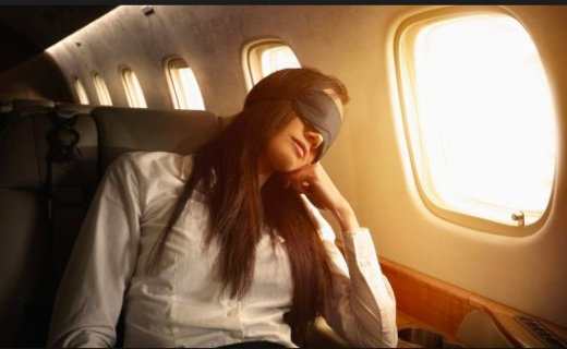 How to beat jet lag on a business trip