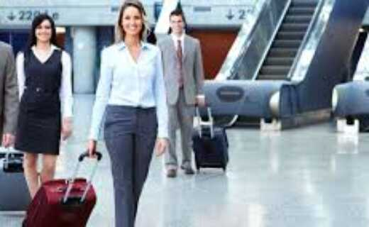Corporate travellers