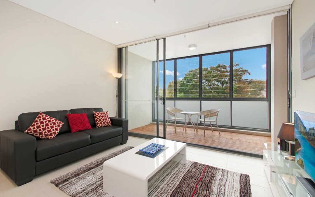Now Available In North Sydney's Newest Apartment Building!