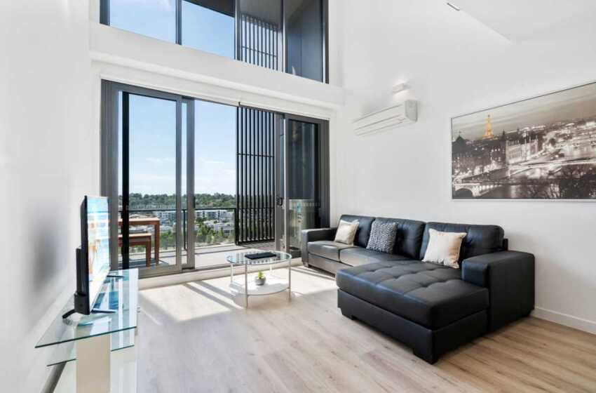 Spacious apartments in Western Sydney