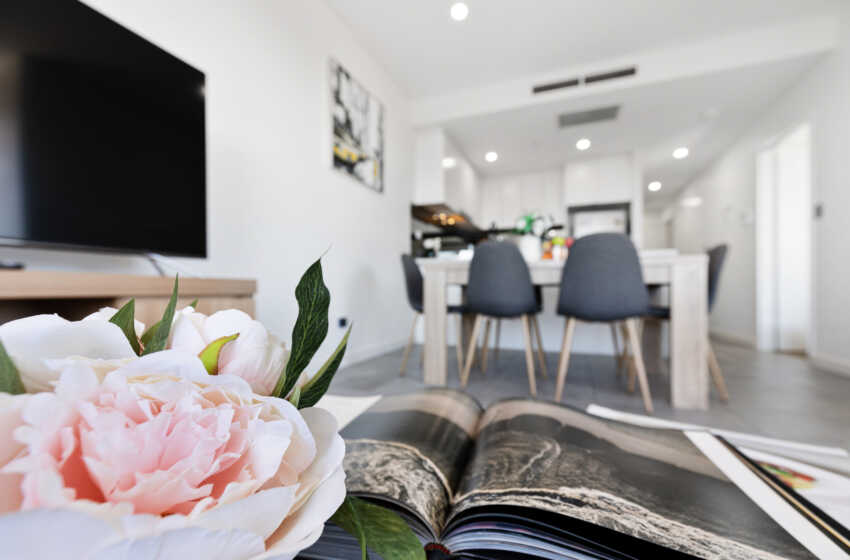 Astra Apartments Parramatta Hassall 2 bed corporate apartment home